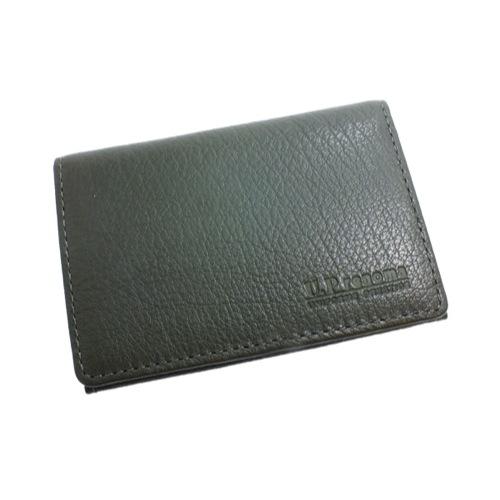 ユーピー レノマ U.P renoma メンズ カードケース 61R587-50 グリーン