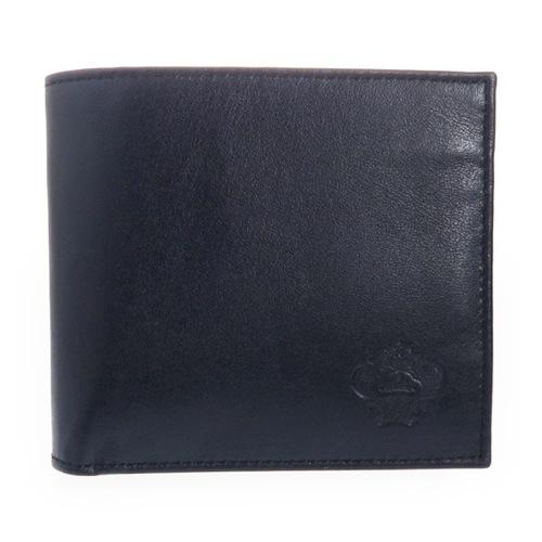 オロビアンコ メンズ 二つ折り短財布 FIRIPPO-I ANNI BLU/DOL BRUCI ネイビー