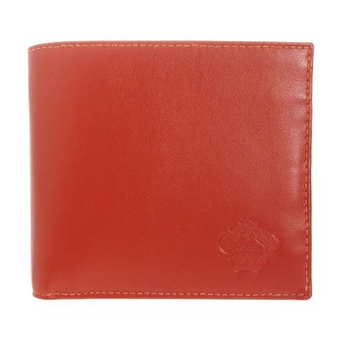 オロビアンコ メンズ 二つ折り短財布 FIRIPPO-I VIT ARANCIO/DOL BL オレンジ