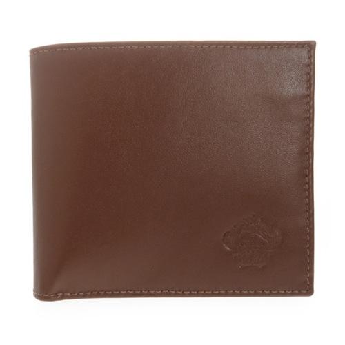 オロビアンコ メンズ 二つ折り短財布 FIRIPPO-I VIT COGNAC/DOL CACAO ブラウン