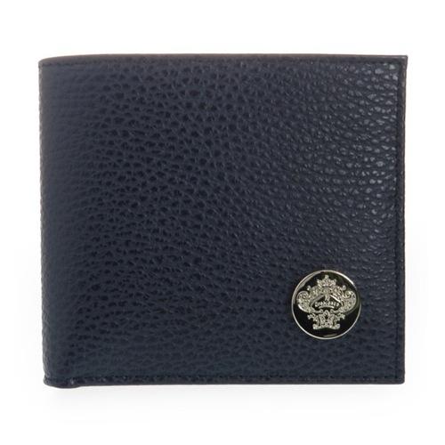 オロビアンコ メンズ 二つ折り短財布 FIRIPPO-F DOL BLU/SAF BRUCI ネイビー