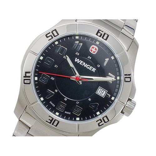 ウェンガー WENGER アルパイン クオーツ メンズ 腕時計 70487