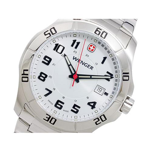 ウェンガー WENGER アルパイン クオーツ メンズ 腕時計 70489