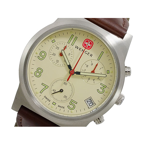 ウェンガー WENGER フィールドクラシック 腕時計 72951W
