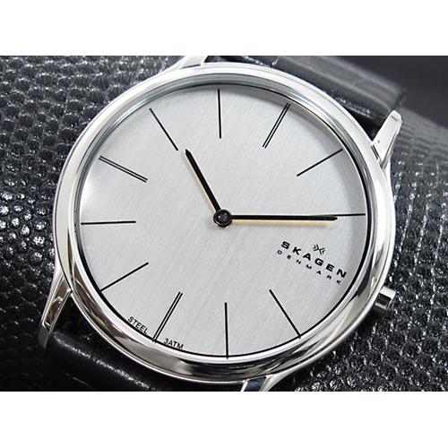 スカーゲン SKAGEN メンズ ウルトラスリム 腕時計 858XLSLC