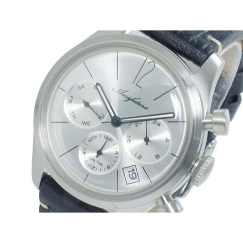 アルカ フトゥーラ ARCA FUTURA クオーツ メンズ デュアルタイム 腕時計 866SLBK