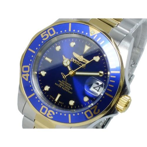0c55498801 【送料無料】インヴィクタ INVICTA プロ ダイバー 自動巻 メンズ 腕時計 8928