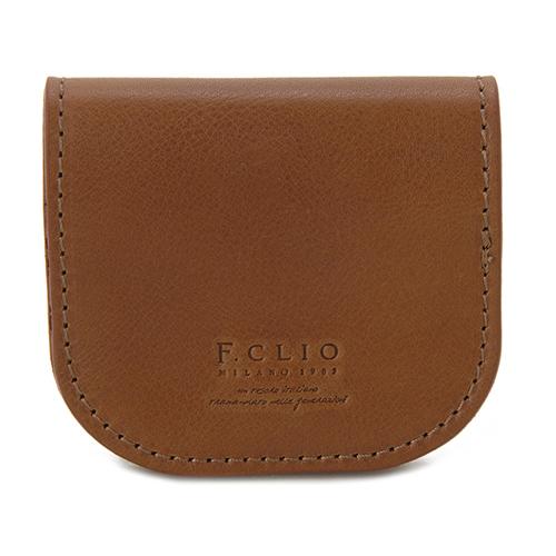 エフクリオ F.CLIO E FFE コインケース 97297-02 ライトブラウン