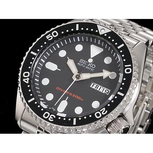 セイコー SEIKO ダイバー ブラックボーイ 自動巻き メンズ 腕時計 SKX007K2