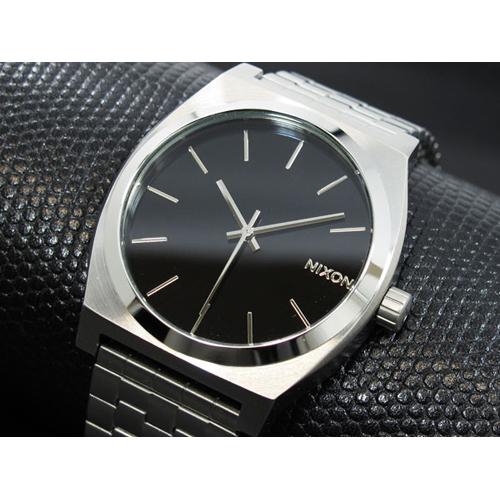ニクソン NIXON TIME TELLER 腕時計 A045-000 BLACK