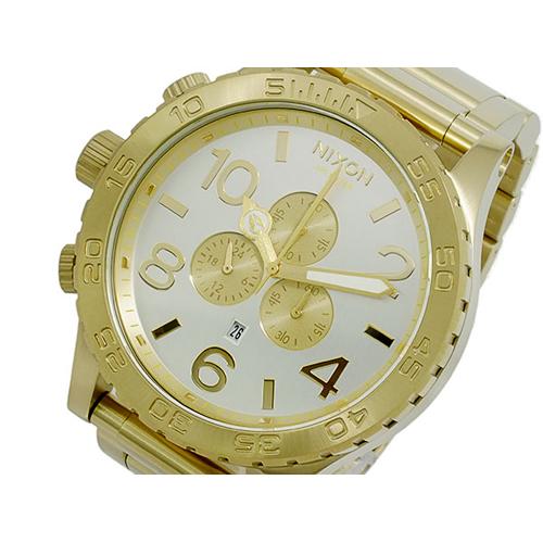ニクソン NIXON 51-30 CHRONO クオーツ メンズ クロノ 腕時計 A083-1219