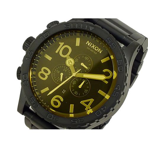 ニクソン NIXON 51-30 CHRONO クオーツ メンズ クロノ 腕時計 A083-1354