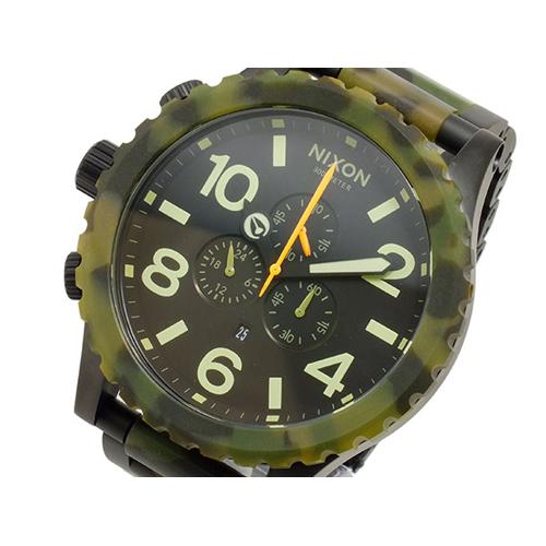 ニクソン NIXON 51-30 CHRONO クオーツ メンズ クロノ 腕時計 A083-1428