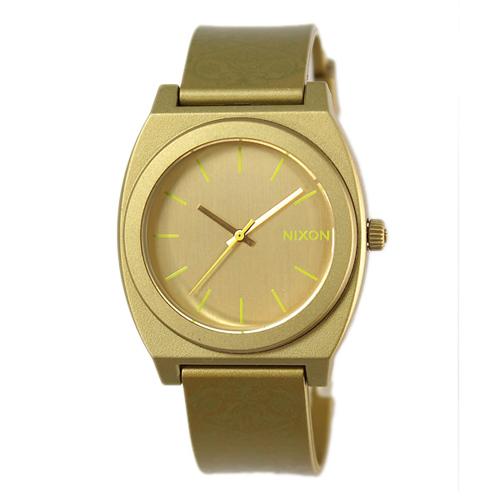 ニクソン NIXON TIME TELLER P クオーツ メンズ 腕時計 A119-1897 ゴールド