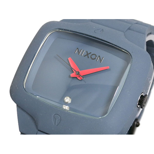 ニクソン NIXON RUBBER PLAYER 腕時計 A139-690 GUNSHIP