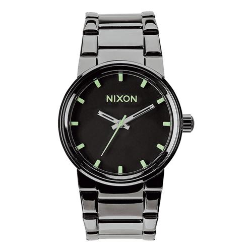 ニクソン NIXON CANNON クオーツ メンズ 腕時計 A160-1885 ブラック
