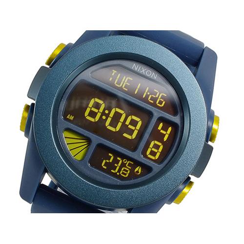 ニクソン NIXON ユニット UNIT デジタル メンズ 腕時計 A197-1264