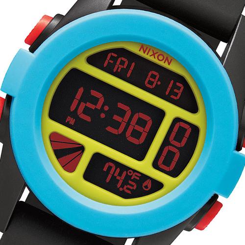 ニクソン NIXON ユニット Unit デジタル メンズ 腕時計 A197-1935