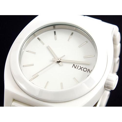 ニクソン NIXON CERAMIC TIME TELLER 腕時計 A250-100