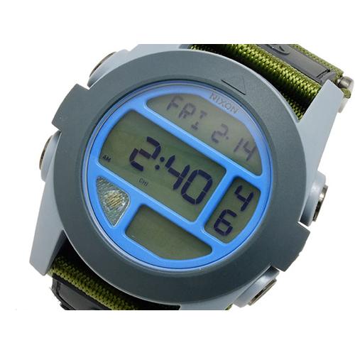 ニクソン NIXON バジャ BAJA デジタル メンズ 腕時計 A489-1376