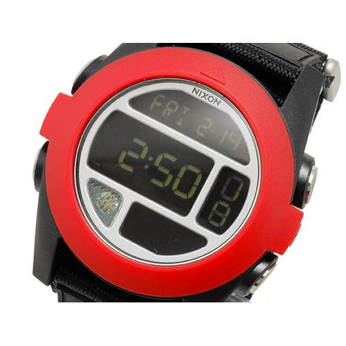 ニクソン NIXON バジャ BAJA デジタル メンズ 腕時計 A489-760