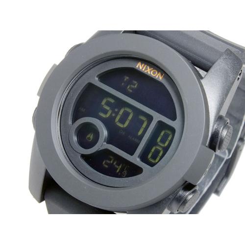 ニクソン NIXON ユニット UNIT 腕時計 メンズ A490-001