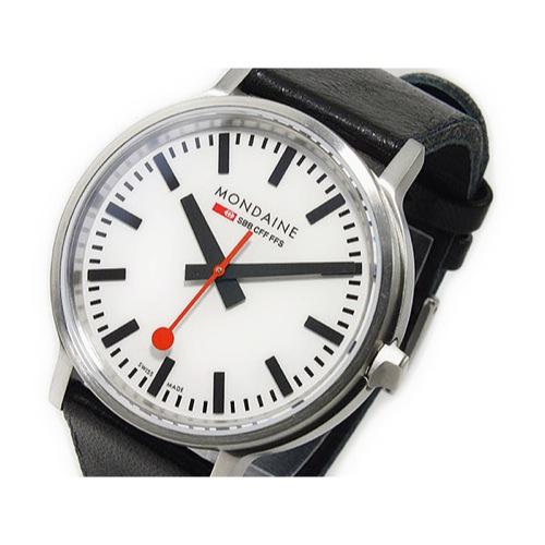 モンディーン MONDAINE クオーツ ユニセックス 腕時計 A512.30358.16SBB 国内正規