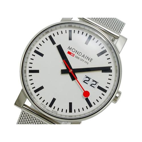 モンディーン MONDAINE クオーツ メンズ 腕時計 A627.30303.11SBM 国内正規