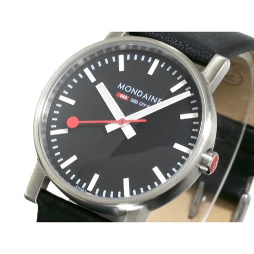 モンディーン MONDAINE クオーツ メンズ 腕時計 A658.30300.14SBB?N 国内正規