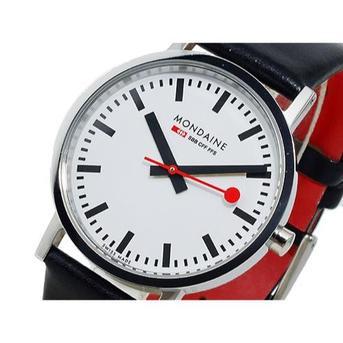 モンディーン MONDAINE クオーツ ユニセックス 腕時計 A660.30314.11SBB 国内正規