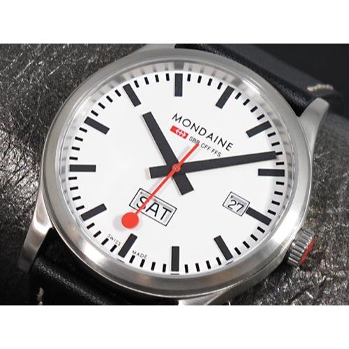 モンディーン MONDAINE クオーツ メンズ 腕時計 A667.30308.16SBB 国内正規