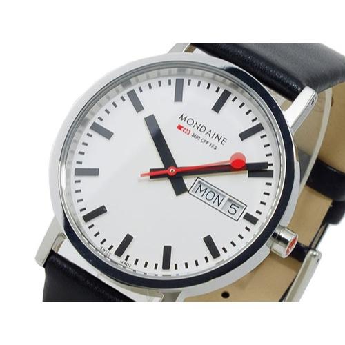 モンディーン MONDAINE クオーツ メンズ 腕時計 A667.30314.11SBB 国内正規