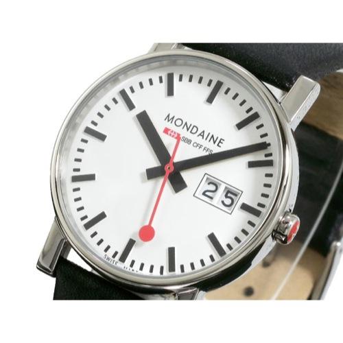 モンディーン MONDAINE クオーツ ユニセックス 腕時計 A669.30300.11SBB 国内正規