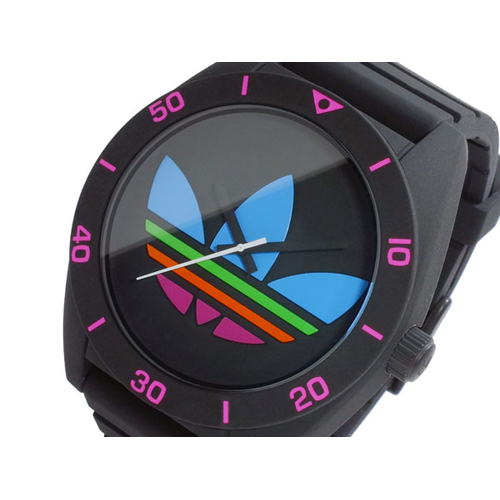 アディダス ADIDAS オリジナルス サンティアゴ クオーツ メンズ 腕時計 ADH2970