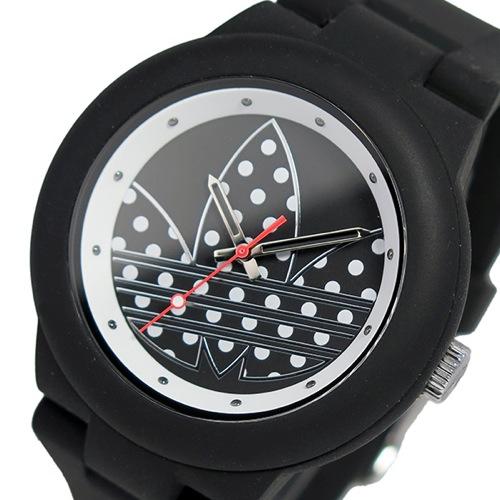 アディダス ADIDAS アバディーン クオーツ ユニセックス 腕時計 ADH3050 ブラック