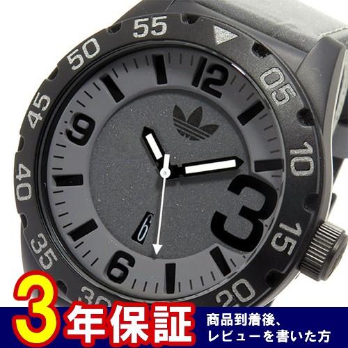 アディダス ニューバーグ NEWBURGH クオーツ メンズ 腕時計 ADH3079 グレー