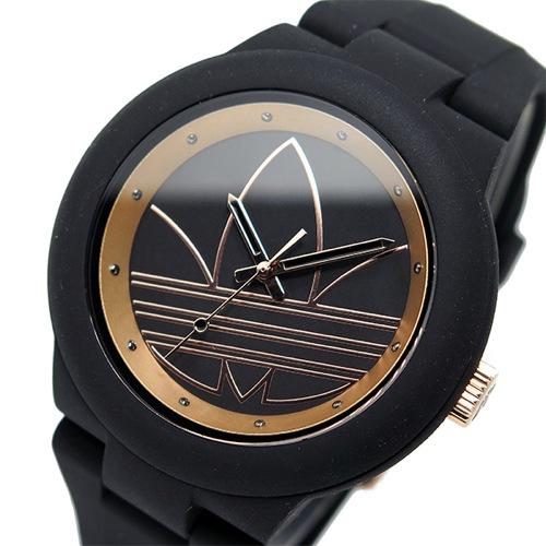 アディダス ADIDAS アバディーン クオーツ ユニセックス 腕時計 ADH3086 ブラック