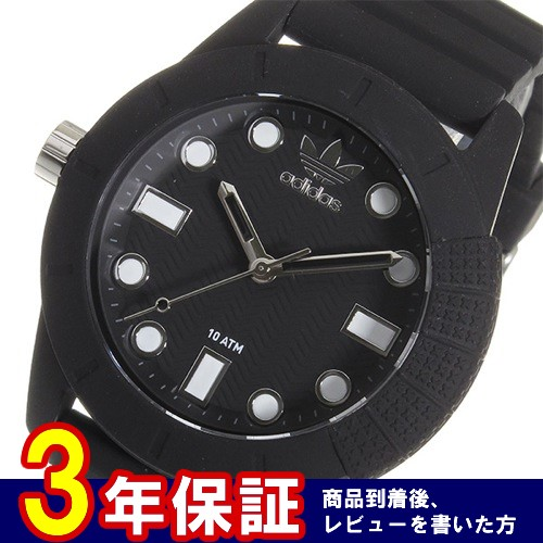 アディダス ADIDAS スーパースター クオーツ メンズ 腕時計 ADH3101 ブラック></a><p class=blog_products_name