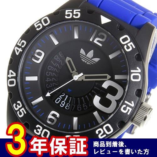 アディダス ADIDAS ニューバーグ クオーツ メンズ 腕時計 ADH3112 ブラック></a><p class=blog_products_name