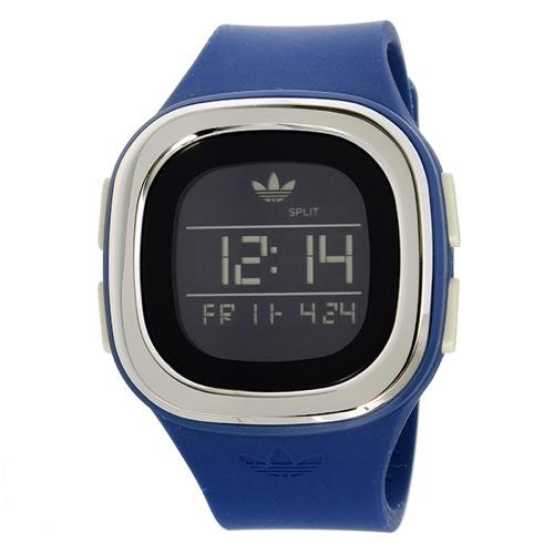 アディダス オリジナルス デンバー ユニセックス 腕時計 ADH3139 ネイビー/シルバー