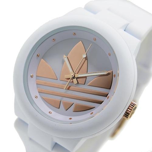 アディダス ADIDAS アバディーン クオーツ ユニセックス 腕時計 ADH9085 ホワイト