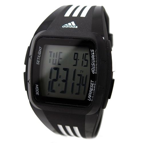 アディダス パフォーマンス デジタル ユニセックス 腕時計 ADP6093 ブラック
