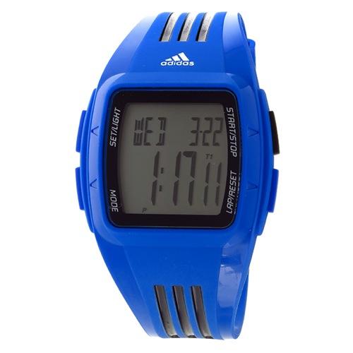 アディダス パフォーマンス デュラモ DURAMO クオーツ ユニセックス 腕時計 ADP6096 ブルー