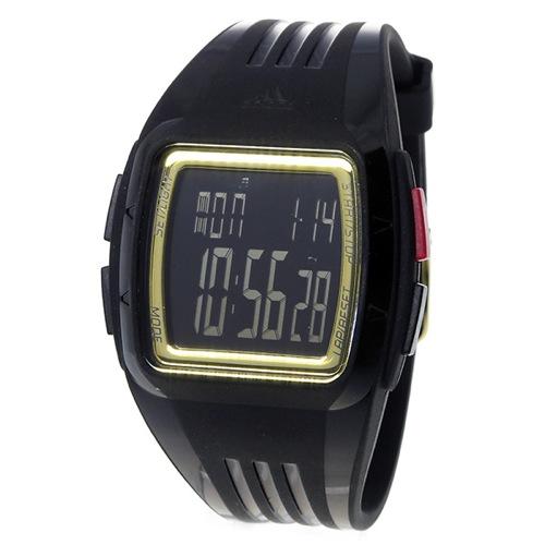 アディダス ADIDAS パフォーマンス デュラモ メンズ 腕時計 ADP6136 ブラック