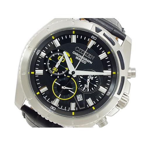 シチズン CITIZEN クロノグラフ 腕時計 AN8015-01E