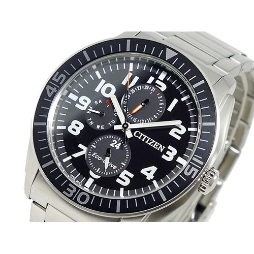 シチズン CITIZEN エコドライブ ソーラー 腕時計 AP4010-54E
