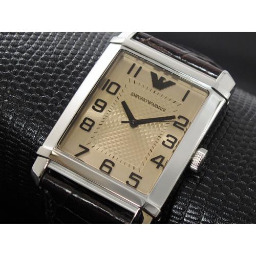 エンポリオ アルマーニ EMPORIO ARMANI メンズ 腕時計 AR0489