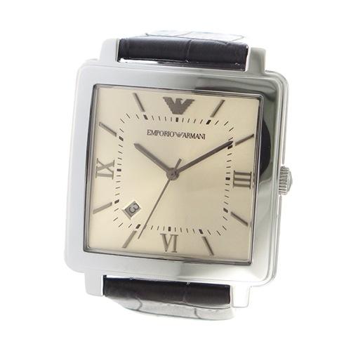 エンポリオアルマーニ クオーツ メンズ 腕時計 AR11098 ゴールド