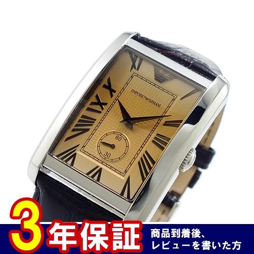 エンポリオ アルマーニ EMPORIO ARMANI クオーツ メンズ 腕時計 AR1605