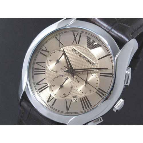 エンポリオ アルマーニ EMPORIO ARMANI メンズ クロノグラフ 腕時計 AR1785